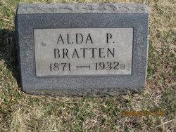 Alda P Bratten
