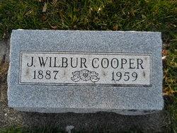 J Wilbur Cooper