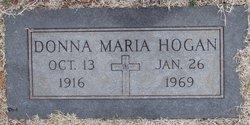 Donna Maria Hogan
