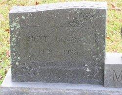 Hoyt Ulmont Maxey