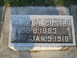 Elinore <I>Turnipseed</I> Custer