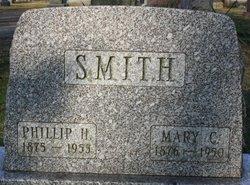 Mary C <I>Heller</I> Smith