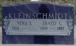 Vena Susanna <I>Higgins</I> Kleinschmidt