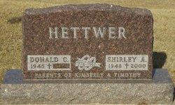 Donald C Hettwer