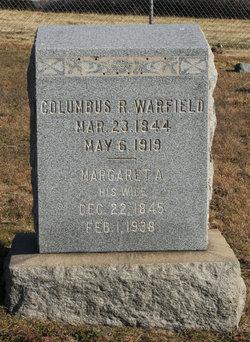 Columbus R Warfield