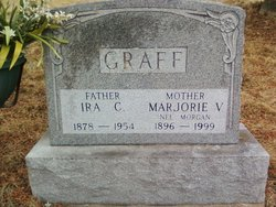 Marjorie V <I>Morgan</I> Graff