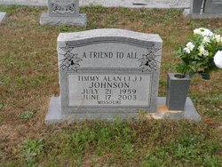 "Timmy Alan ""T.J."" Johnson"