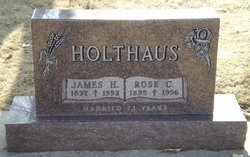 James Henry Holthaus
