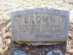 Albro Hyde Brown