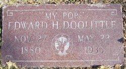 Edward H Doolittle