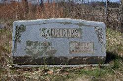 Aquilla Pleasant <I>Saunders</I> Saunders