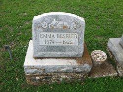 Emma Johanna <I>Kuhfuss</I> Beseler