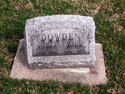 James Dowden