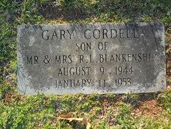 Gary Cordell Blankenship