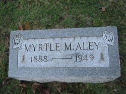Myrtle M. Aley