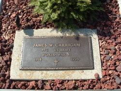 James W Carrigan