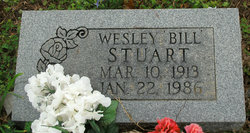 Wesley Bill Stuart