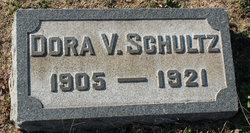 Dora V Schultz