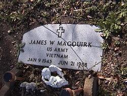 James W. Magouirk