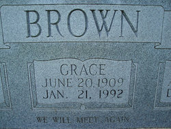 Grace Brown
