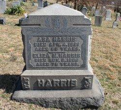 Eliza M Harris