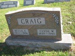 Bessie E. Craig