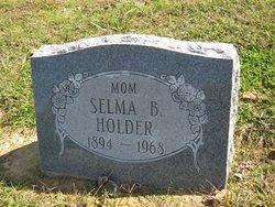 Selma B. Holder