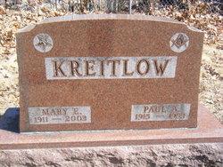Mary Elizabeth Kreitlow