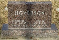 Eva B <I>Franta</I> Hoverson