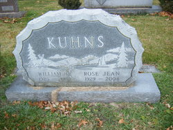 William A Kuhns, Jr