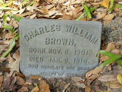 Charles William Brown