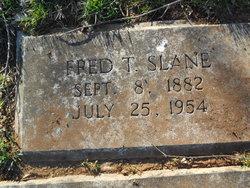 Fred T. Slane