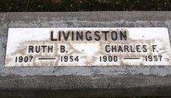 Ruth Beatrice <I>Nye</I> Livingston