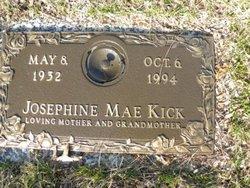 Josephine Mae Kick