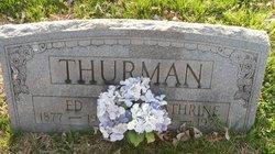 "Pious Edward ""Ed"" Thurman"