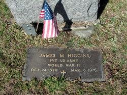 James M. Higgins