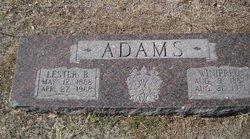 Winifred Adams