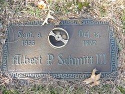Albert P. Schmitt, III