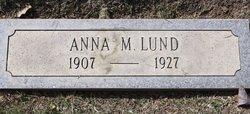 Anna M Lund