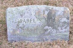 Isabel S Horr