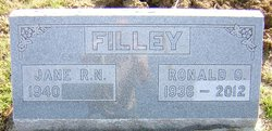 Ronald O Filley