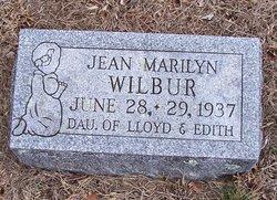 Jean Marilyn Wilbur