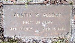 Curtis W Allday