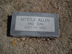 Myrtle Catherine <I>Rendall</I> Allen