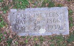 "Caroline Martha ""Lina"" <I>Mason</I> Kees"