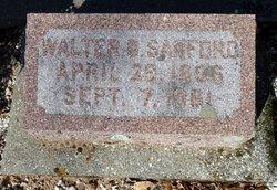 Walter B Sanford