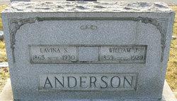 Lavina S Anderson