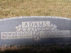 Fremont Elliott Adams