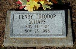 Henry Theodor Schaps