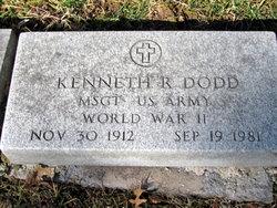 Kenneth R Dodd